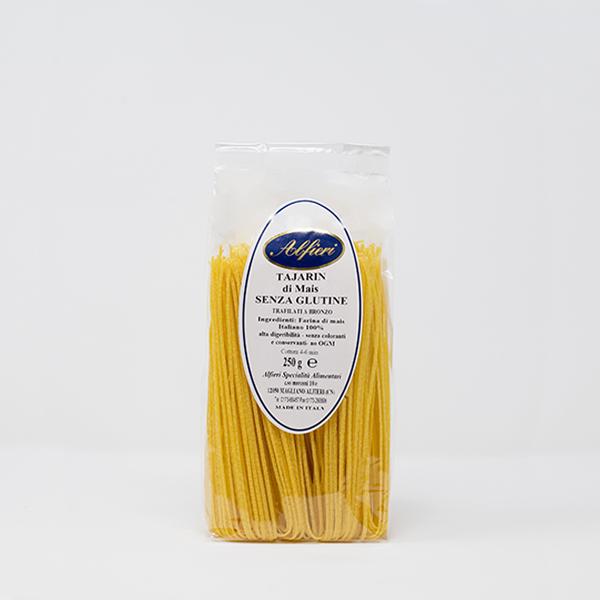 tajarin di mais senza glutine
