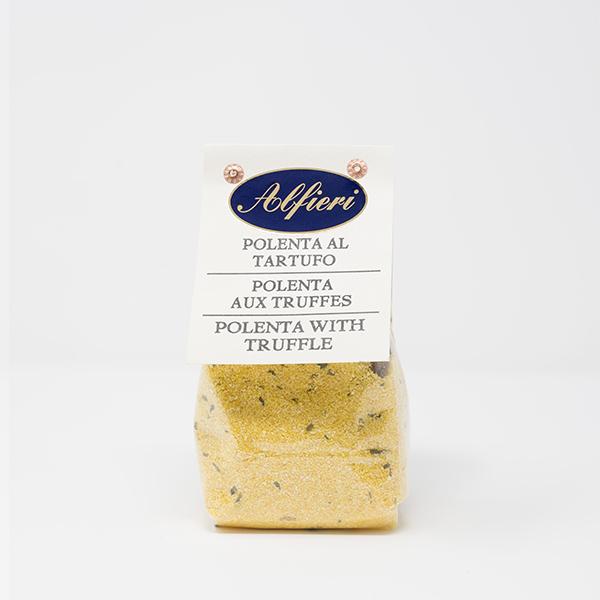 polenta tartufo